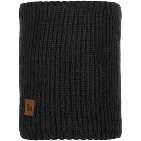 Buff Lifestyle Knitted and Polar Fleece Margo Nekwarmer, rutger graphite